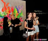 FLATT Magazine Closing Party for Ryan McGinness at Charles Bank Gallery #133