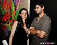 FLATT Magazine Closing Party for Ryan McGinness at Charles Bank Gallery #171