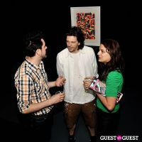 FLATT Magazine Closing Party for Ryan McGinness at Charles Bank Gallery #177
