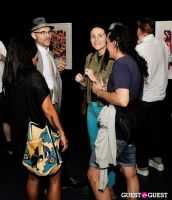 FLATT Magazine Closing Party for Ryan McGinness at Charles Bank Gallery #181