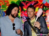 FLATT Magazine Closing Party for Ryan McGinness at Charles Bank Gallery #222