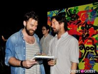 FLATT Magazine Closing Party for Ryan McGinness at Charles Bank Gallery #245