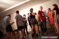 Ryan James Macfarland Opening Of Tide Study at Charles Bank Gallery #21