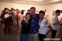 Ryan James Macfarland Opening Of Tide Study at Charles Bank Gallery #22