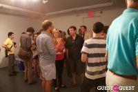 Ryan James Macfarland Opening Of Tide Study at Charles Bank Gallery #52