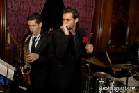 Micheal Fredo's Quintet at the Plaza Hotel #106