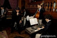 Micheal Fredo's Quintet at the Plaza Hotel #137