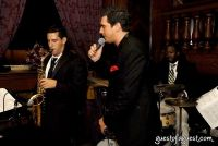 Micheal Fredo's Quintet at the Plaza Hotel #141
