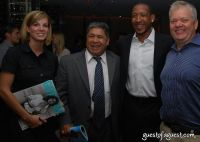 GOTHAM MAG event with NY KNICKS CHRIS DUHON #12