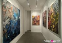 Unseen Forest - New Paintings by Chen Ping opening #6