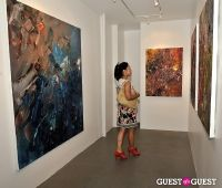 Unseen Forest - New Paintings by Chen Ping opening #30