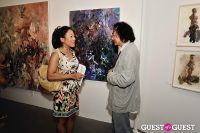 Unseen Forest - New Paintings by Chen Ping opening #35