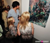 Unseen Forest - New Paintings by Chen Ping opening #61