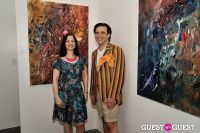 Unseen Forest - New Paintings by Chen Ping opening #131