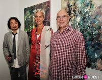 Unseen Forest - New Paintings by Chen Ping opening #172