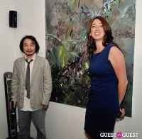 Unseen Forest - New Paintings by Chen Ping opening #176