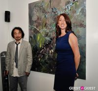 Unseen Forest - New Paintings by Chen Ping opening #177