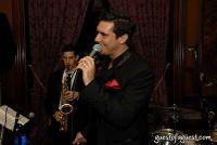Michael Fredo's Quintet at the Plaza Hotel #91