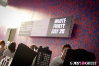 New Museum's Summer White Party #79