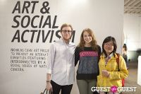 Art and Social Activism Exhibition Opening #41