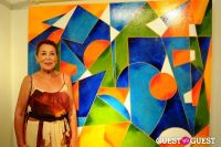 "Wanda Murphy's ""Summer Uplifts"" Opening Reception #64"