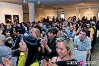 ARTIST TALK: The Kills and Kenneth Cappello Moderated by Kate Lanphear #33