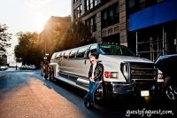 Izzy Gold with his Stretch Semi-Limo-Truck at Heist Gallery #13