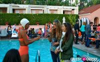 Cointreau and The Aqualillies at The Beverly Hills Hotel #2