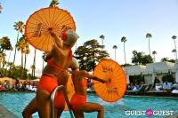 Cointreau and The Aqualillies at The Beverly Hills Hotel #51