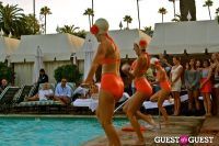Cointreau and The Aqualillies at The Beverly Hills Hotel #57