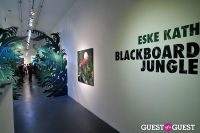 Eske Kath - Blackboard Jungle Exhibition Opening Reception #3