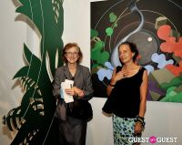 Eske Kath - Blackboard Jungle Exhibition Opening Reception #20