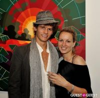 Eske Kath - Blackboard Jungle Exhibition Opening Reception #24