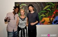Eske Kath - Blackboard Jungle Exhibition Opening Reception #32