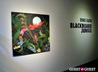 Eske Kath - Blackboard Jungle Exhibition Opening Reception #34