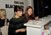 Eske Kath - Blackboard Jungle Exhibition Opening Reception #91