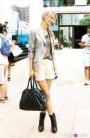 NYFW: Weekend Style From The Tents & Birch Box Sample Stop #77