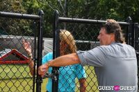 Jean Shafiroff and Dog Trainer Bill Grimmer Visit Southampton Animal Shelter #34