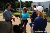 Jean Shafiroff and Dog Trainer Bill Grimmer Visit Southampton Animal Shelter #36