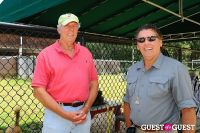 Jean Shafiroff and Dog Trainer Bill Grimmer Visit Southampton Animal Shelter #41