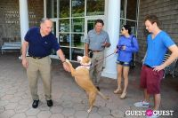 Jean Shafiroff and Dog Trainer Bill Grimmer Visit Southampton Animal Shelter #62