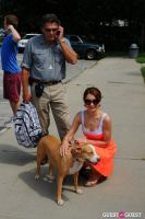 Jean Shafiroff and Dog Trainer Bill Grimmer Visit Southampton Animal Shelter #113