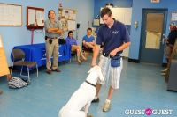 Jean Shafiroff and Dog Trainer Bill Grimmer Visit Southampton Animal Shelter #130