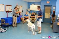 Jean Shafiroff and Dog Trainer Bill Grimmer Visit Southampton Animal Shelter #131