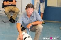 Jean Shafiroff and Dog Trainer Bill Grimmer Visit Southampton Animal Shelter #141