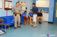 Jean Shafiroff and Dog Trainer Bill Grimmer Visit Southampton Animal Shelter #148