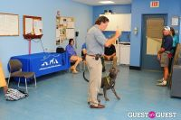 Jean Shafiroff and Dog Trainer Bill Grimmer Visit Southampton Animal Shelter #156