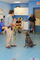 Jean Shafiroff and Dog Trainer Bill Grimmer Visit Southampton Animal Shelter #160