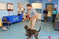 Jean Shafiroff and Dog Trainer Bill Grimmer Visit Southampton Animal Shelter #161