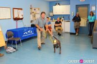 Jean Shafiroff and Dog Trainer Bill Grimmer Visit Southampton Animal Shelter #162